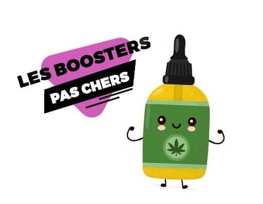 booster cbd pas cher
