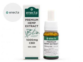 Huile CBD Huile CBD 10% bio Enecta