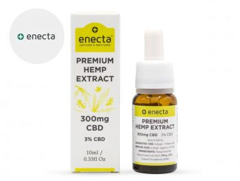 Huile CBD Huile CBD 3% bio Enecta