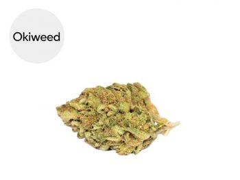 Fleurs CBD Fleur Silver Haze CBD Sous serre 23% Okiweed