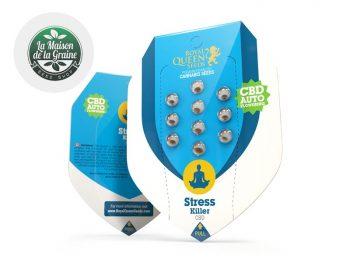 Graines CBD Graines Stress Killer CBD autoflorissantes La Maison De La Graine