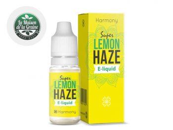 E-liquide CBD E-liquide Lemon Haze CBD (600mg) Harmony