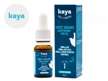 Huile CBD Huile CBD 10% bio (Sweet dreams) Kaya