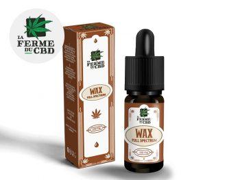 E-liquide CBD E-liquide Wax CBD (500mg) La Ferme Du Cbd