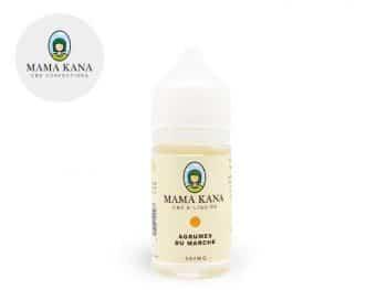E-liquide CBD E-liquide Agrumes du marché CBD (250mg) Mama Kana