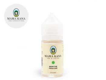 E-liquide CBD E-liquide Menthe Fraîche CBD (500mg) Mama Kana