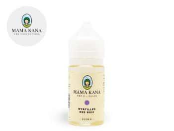 E-liquide CBD E-liquide Myrtilles des Bois CBD (250mg) Mama Kana