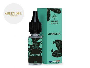 E-liquide CBD E-liquide Amnesia CBD (600mg) Marie Jeanne