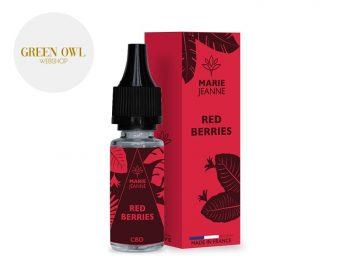 E-liquide CBD E-liquide Red Berry CBD (600mg) Marie Jeanne