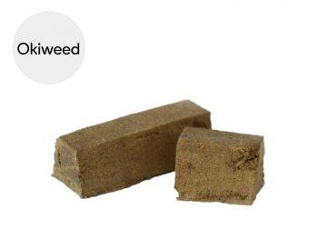 Haschich CBD Résine CBD OG Kush 20% Okiweed