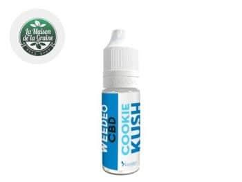 E-liquide CBD E-liquide Cookie Kush CBD (300mg) Weedeo