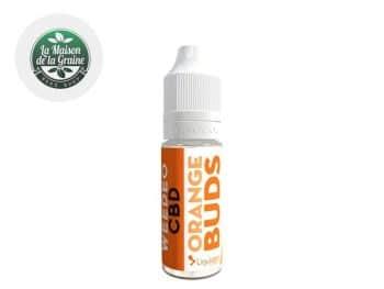 E-liquide CBD E-liquide Orange Bud CBD (300mg) Weedeo