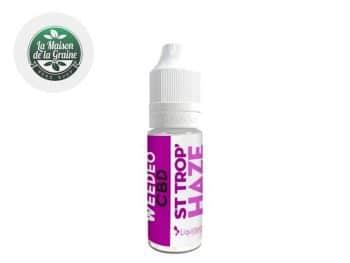 E-liquide CBD E-liquide St Trop Haze CBD (300mg) Weedeo